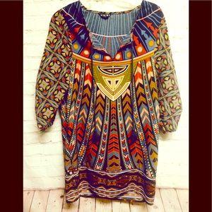 Tops - NLW bohemian dress top